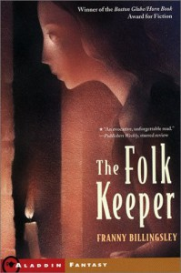 The Folk Keeper/Fantasy - Franny Billingsley