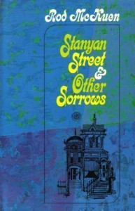 Stanyan Street and Other Sorrows: Poems - Rod McKuen