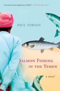 Salmon Fishing in the Yemen - Paul Torday