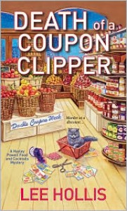 Death of a Coupon Clipper - Lee Hollis
