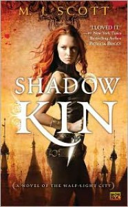 Shadow Kin (Half-Light City Series #1) -