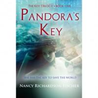 Pandora's Key (The Key Trilogy, #1) - Nancy Richardson Fischer