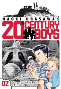 Naoki Urasawa's 20th Century Boys, Volume 2: The Prophet  - Naoki Urasawa, 浦沢 直樹