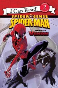 Spider-Man: Spider-Man versus Venom (I Can Read Book 2) - John Sazaklis