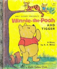 Winnie-The-Pooh and Tigger - A.A. Milne