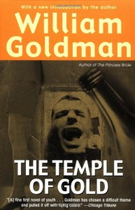 The Temple of Gold - William Goldman