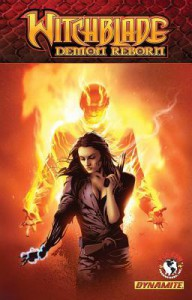 Witchblade: Demon Reborn Tp - José Luís, Ande Parks