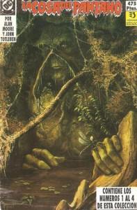 La Cosa del Pantano, vol. 7 - Carlos Mayor, Alan Moore, John Totleben, Rick Veitch