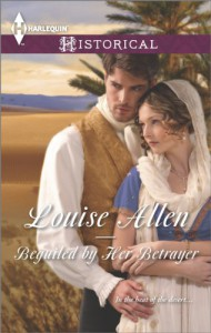 Beguiled by Her Betrayer (Harlequin Historical) - Louise Allen