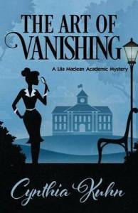 The Art of Vanishing - Cynthia Kuhn