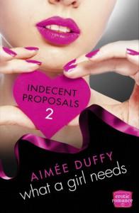 What a Girl Needs - Aimee Duffy