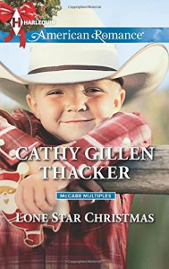 Lone Star Christmas (Harlequin American RomanceMcCabe Multip) - Cathy Gillen Thacker
