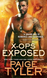 X-Ops Exposed - Paige Tyler