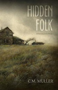 Hidden Folk: Strange Stories - Marcia Muller
