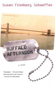 Buffalo Afternoon: A Novel - Susan Fromberg Schaeffer