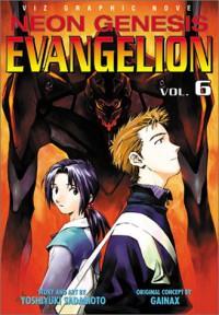 Neon Genesis Evangelion, Vol. 06 - Yoshiyuki Sadamoto, Fred Burke