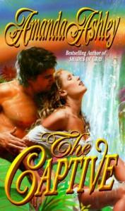 The Captive - Amanda Ashley
