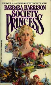 Society Princess - Barbara Harrison