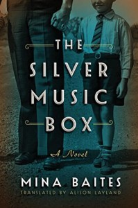 The Silver Music Box - Alison Layland, Mina Baites