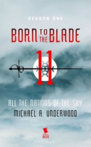 All the Nations of the Sky - Underwood,  Michael R.