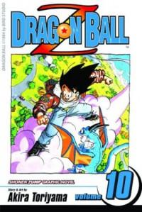Dragon Ball Z: v. 10 (Dragon Ball Z (Viz Paperback)) - Akira Toriyama