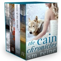 The Cain Chronicles, Episodes 1-4: New Moon Summer, Blood Moon Harvest, Moon of the Terrible, Red Rose Moon - S.M. Reine