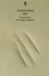 'Art' - Yasmina Reza, Christopher Hampton