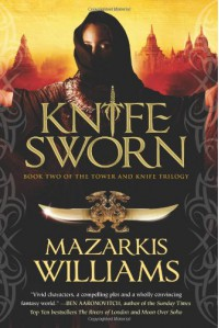 Knife Sworn - Mazarkis Williams
