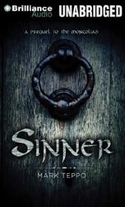 Sinner: A Prequel to the Mongoliad - Luke Daniels, Mark Teppo