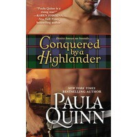 Conquered by a Highlander (Children of the Mist, #4) - Paula Quinn