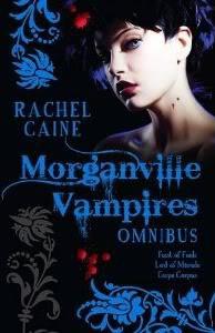 The Morganville Vampires series - Rachel Caine
