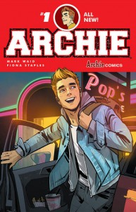 Archie #1 - Mark Waid, Fiona Staples