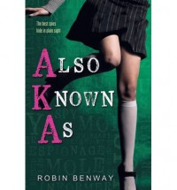 Also Known as - Robin Benway