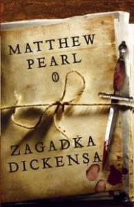 Zagadka Dickensa - Matthew Pearl