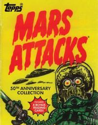 Mars Attacks - Len Brown, Zina Saunders