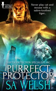 Purrfect Protector - S.A. Welsh