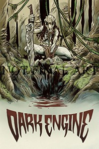 Dark Engine Volume 1: The Art of Destruction - Ryan Burton, John Bivens