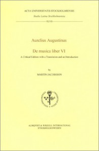 De musica - Augustine of Hippo