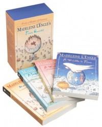 Madeleine L'Engle's Time Quartet Box Set (A Wrinkle in Time, A Wind in the Door, A Swiftly Tilting Planet, Many Waters) by Madeleine L'Engle (2001-09-11) - Madeleine L'Engle