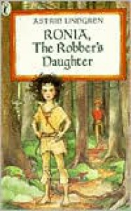 Ronia, the Robber's Daughter -
