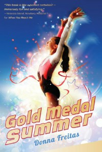 Gold Medal Summer - Donna Freitas