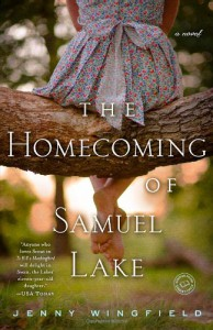 The Homecoming of Samuel Lake - Jenny Wingfield
