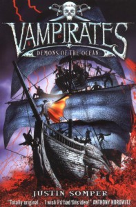 Vampirates 1 Demons of the Ocean - Justin Somper