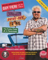 Diners, Drive-Ins, And Dives: The Funky Finds In Flavortown (Turtleback School & Library Binding Edition) - Ann Volkwein, Guy Fieri