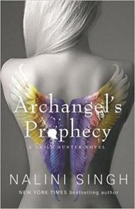 Archangel's Prophecy (A Guild Hunter Novel) - Nalini Singh