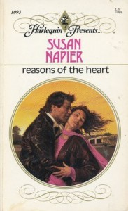 Reasons of the Heart - Susan Napier