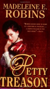 Petty Treason - Madeleine E. Robins