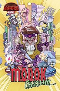 Modok Assassin #1 (of 5) Comic Book - Marvel Comics