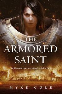 The Armored Saint - Myke Cole