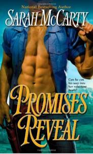 Promises Reveal (Berkley Sensation Historical Romance) - Sarah McCarty